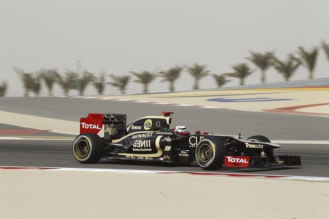 Kimi Raikkonen miał chrapkę na zwycięstwo. Musiał zadowolić się drugą pozycją.