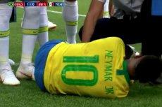 Neymar stał się podwójnym bohaterem spotkania z Meksykiem...
