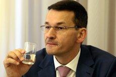 Premier Mateusz Morawiecki ma swoją spiskową teorię wymiaru sprawiedliwości