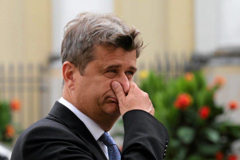 """Koniec Twojego Ruchu. Klub poselski opuściło 12 posłów. """"Poszło o samego Palikota i finanse partii"""""""
