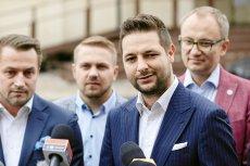 Patryk Jaki chce wystartować w wyborach do PE. Nie wiadomo tylko z czyjej listy.