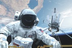 """W kosmos seria udała się m.in. w """"Call of Duty: Ghosts"""". Teraz dzięki niej wróci tam Hermaszewski."""