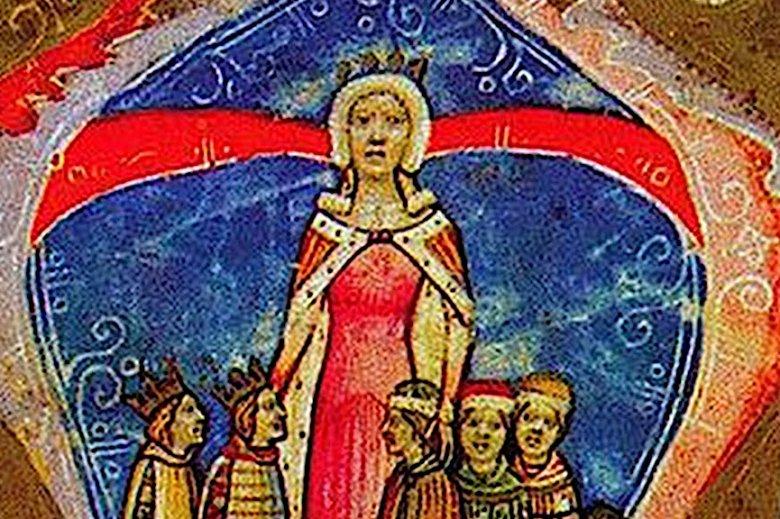 """Jak wyglądała Elżbiera Łokietkówna? Możesz wierzyć średniowiecznym artystom, albo obejrzeć """"Koronę królów"""""""