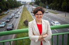 Justyna Glusman kandydowała na prezydenta Warszawy z poparciem  koalicji ruchów miejskich
