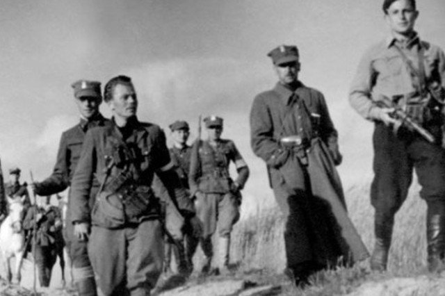 1 marca obchodzimy dzień Żołnierzy wyklętych