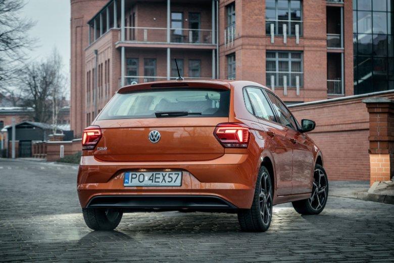 Swoimi rozmiarami nowe Polo przypomina jedną z poprzednich generacji Golfa.
