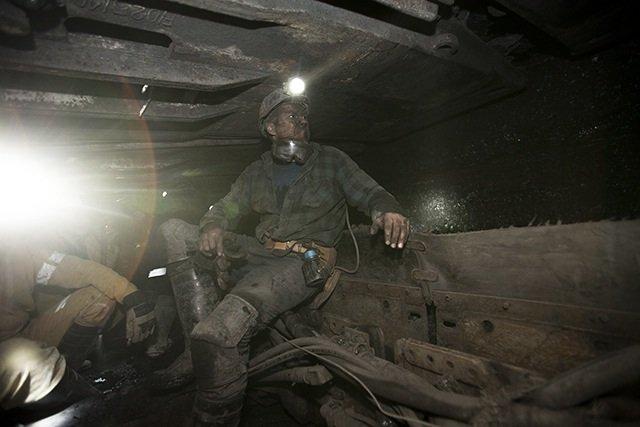 Marek Tartas, pod ziemią pracuje 25 lat.