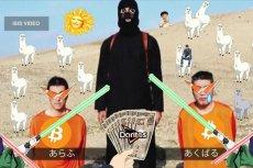 Japończycy masowo publikują memy z terrorystami z ISIS.