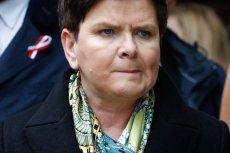 Beata Szydło wybuchła na Twitterze: Proszę moją Rodzinę zostawić w spokoju.