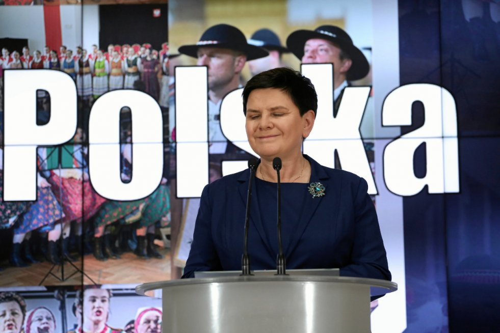 Co robi Beata Szydło?