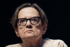 Agnieszka Holland poinformowała o akcji wymierzonej przeciw cenzurze