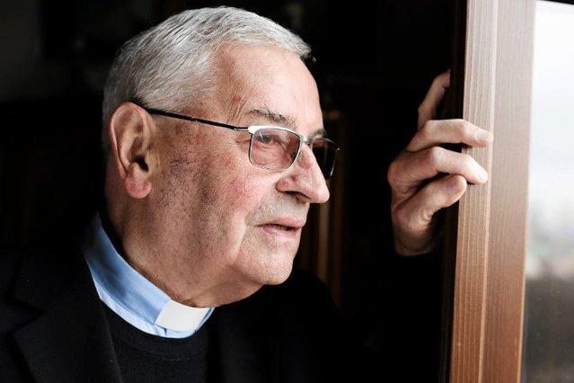 Biskup Tadeusz Pieronek w kilku słowach podsumował Kościół.