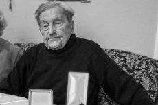 Nie żyje najstarszy człowiek w Polsce. Józef Żurek miał 108 lat.