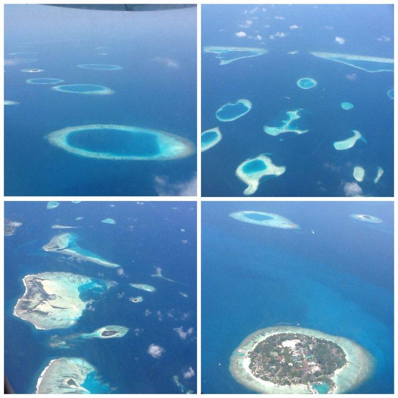 Legenda głosi, że pewnego razu tysiące gwiazd spadło do Oceanu Indyjskiego. O świcie część z nich wypłynęła na powierzchnię tworząc archipelag  Malediwów.