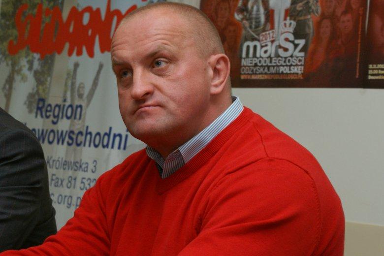 """Marian Kowalski założył nową paritię """"Ruch 11 Listopada"""""""