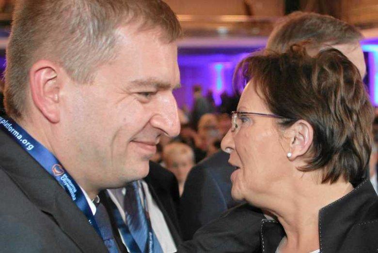 Bartosz Arłukowicz i Ewa Kopacz zostali uznani za współodpowiedzialnych za bałagan w służbie zdrowia.