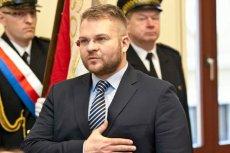 Bydgoski radny Rafał  Piasecki odchodzi w niesławie.