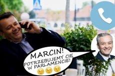 Rozmawialiśmy z autorem wyborczego hitu Marcina Walaska z Wiosny.
