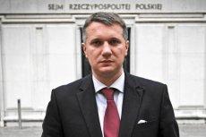 """Przemysław Wipler wzywa, by """"zaszyć dziurę"""" na granicach Europy"""