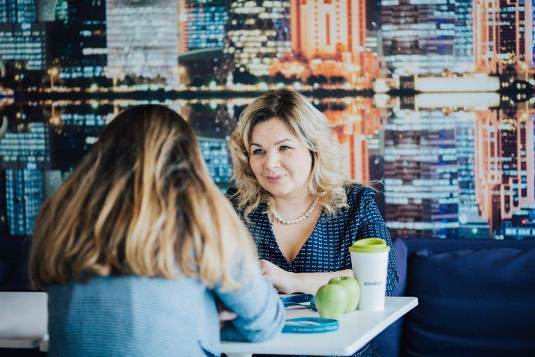 Inessa Krivosheya ceni w Citi Service Center kontakt z ludźmi z różnych krajów i przyjazne środowisko pracy tworzone w ramach programu Citi Works