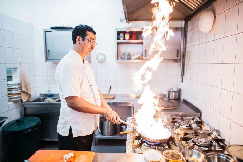 Tak się robi najlepsze indyjskie jedzenie w mieście!