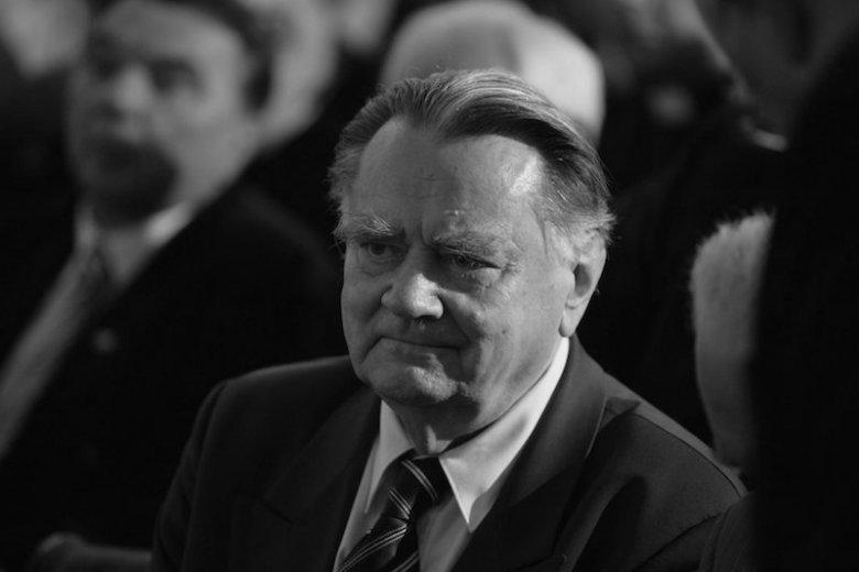 Ile potrwa żałoba narodowa po śmierci Jana Olszewskiego? We wtorek decyzja.