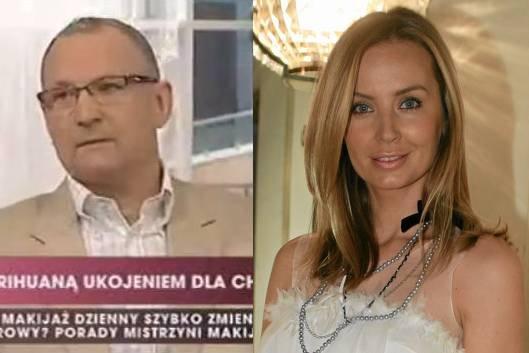 Prof. Mariusz Jędrzejko i Agnieszka Szulim-Badziak