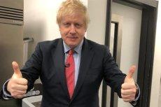 Konserwatyści Borisa Johnsona zdobyli 364 miejsca w 650-osobowym parlamencie Wielkie Brytanii.