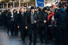 Prezydent Andrzej Duda na Pomorzu nie spotkał się z entuzjastycznym przyjęciem.