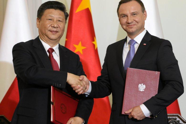 Prezydent Andrzej Duda przesłał gratulacje przewodniczącemu Chińskiej Republiki Ludowej.