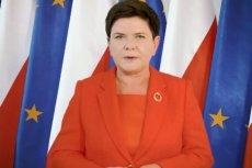 """Premier Szydło krytycznie odniosła się do protestów przeciwko reformom sądownictwa, nazywając je """"dobrze opłaconą akcją"""""""