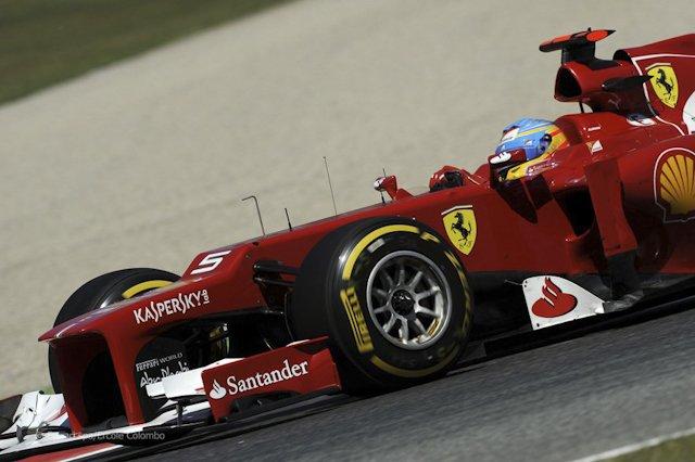 Fernando Alonso bardzo się starał, ale nie wygral swojego domowego wyścigu.