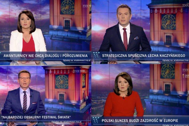 """Dziś już każdy może zostać paskowym """"Wiadomości"""" TVP."""
