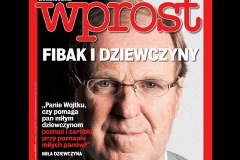 """Marcin Król odchodzi z """"Wprost"""" z powodu publikacji o Wojciechu Fibaku"""
