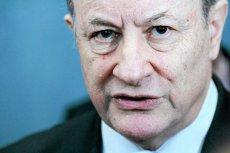 Były minister Jacek Rostowski nie wystartuje w wyborach do Parlamentu Europejskiego?