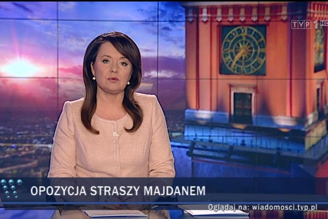 """Wydanie """"Wiadomości"""" z dnia 11.03.2016."""
