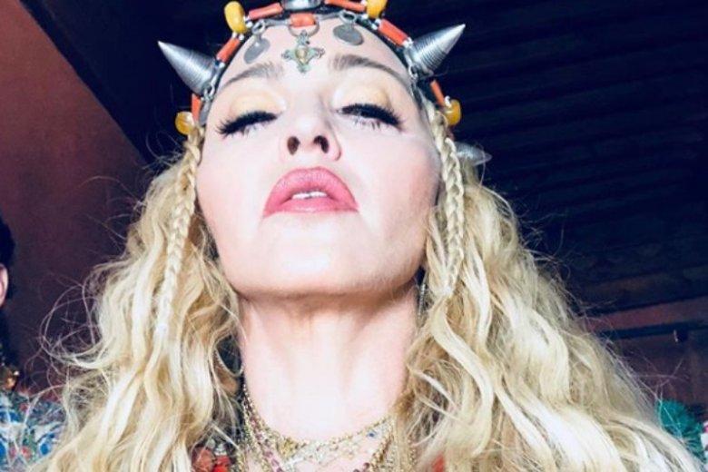 Madonna prowokuje od lat