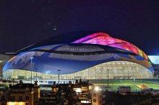 Rosjanie zdecydowali się na futurystyczne formy i spektakularne iluminacje