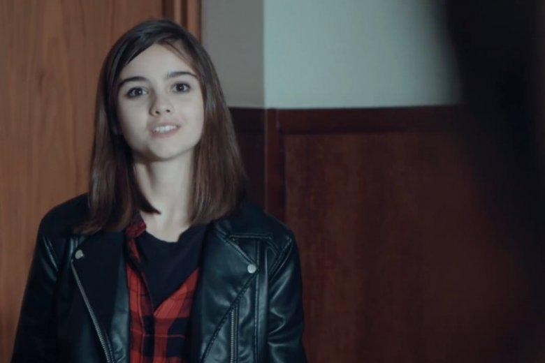 """Alicja Wieniawa zadebiutowała w serialu, wcześniej pojawiła się już w  programie tanecznym """"Czas na taniec"""" na antenie Teletoon +"""