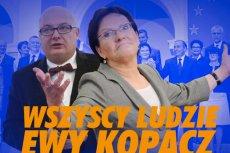 Nowy spot PiS uderza w Michała Kamińskiego i Ewę Kopacz