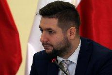 Patryk Jaki chce dokładnego zajęcia sięsprawą Krzysztofa Pieczyńskiego.