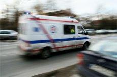 Pobitego Syryjczyka zabrano do szpitala. Po zrobieniu badań wypuszczono go do domu.