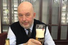 Czechy: Minister rolnictwa Miroslav Toman sam skontrolował rodzime piwo.