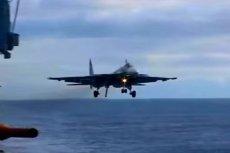 Rosja przerywa milczenie w sprawie ataku Amerykanów w Syrii.