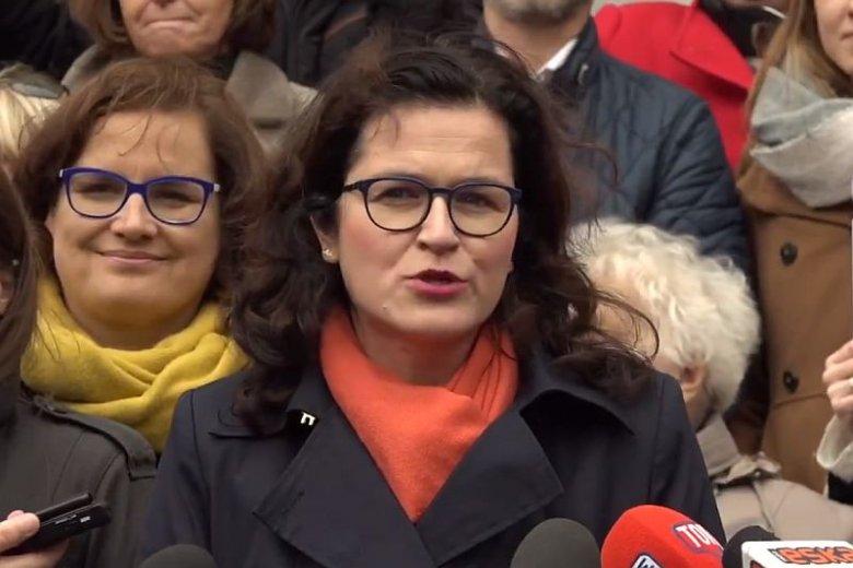 """Aleksandra Dulkiewicz apeluje o udział w wyborach. """"Idziemy na rekord"""" – nawołuje prezydent Gdańska."""