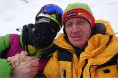 Denis Urubko przerwał atak szczytowy na K2 i w rozmowie z dziennikarzem TVN24 podkreślił, że nie zamierza nikogo przepraszać.