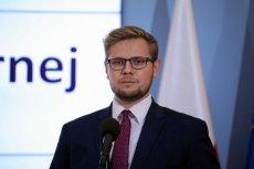 28-letni działacz Solidarnej Polski Michał Woś został ministrem środowiska.