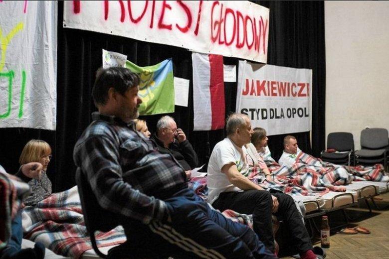 Mieszkańcy Dobrzenia nie chcą powiększenia Opola.