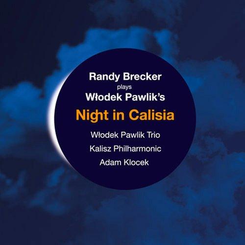 """Okładka płyty """"Night in Calisia"""""""