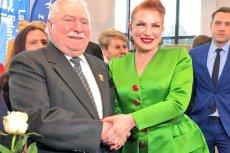 Georgette Mosbacher, ambasador USA w Warszawie, złożyła życzenia urodzinowe Lechowi Wałęsie i naraziła się wielu zwolennikom PiS.